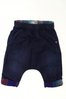 vêtements bébés Sarouhel en jean DPAM 3 mois DPAM