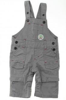 vêtements bébés Salopette courte extensible Vertbaudet 3 mois Vertbaudet