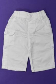 habits bébé occasion Pantalon en toile Tape à l'œil 3 mois Tape à l'œil