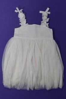 vêtement enfant occasion Robe en tulle Marèse 2 ans Marèse