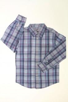 vetements enfant occasion Chemise à carreaux CFK 4 ans CFK