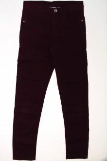 vetements enfants d occasion Pantalon en toile - 11 ans H&M 10 ans H&M