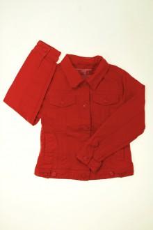 vetement occasion enfants Veste en jean de couleur DPAM 8 ans DPAM