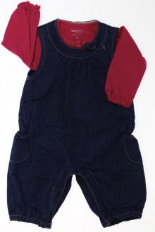 vetements d occasion bébé Ensemble combinaison et body Bout'Chou 3 mois Bout'Chou