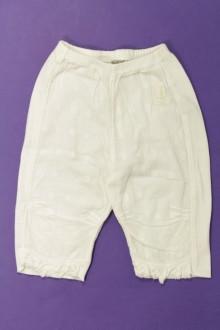 habits bébé Legging bi-matière Taille 0 3 mois Taille 0
