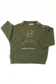 vêtements bébés Pull
