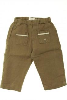Habits pour bébé Pantalon en lin Clayeux 9 mois Clayeux