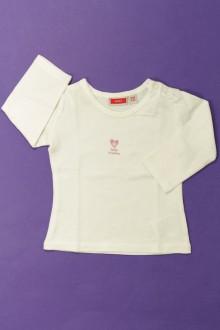 Habit de bébé d'occasion Tee-shirt manches longues Mexx 3 mois Mexx
