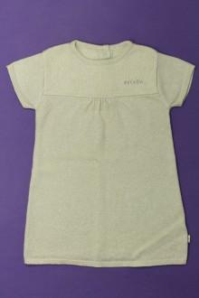 vetement bébé d occasion Robe argentée Escada 18 mois Escada
