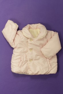 Habit de bébé d'occasion Parka Zara 9 mois Zara