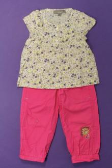 vetement enfant occasion Ensemble pantalon et blouse Lisa Rose 2 ans Lisa Rose