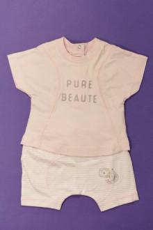 vêtements bébés Pyjama court