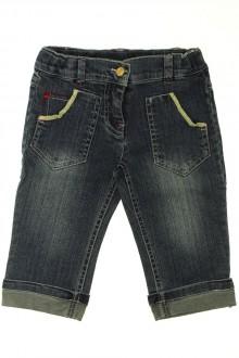 vêtements occasion enfants Pantacourt en jean Tout Compte Fait 3 ans Tout Compte Fait