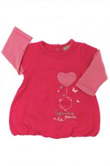 vêtements bébés Robe boule