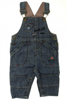 vêtements bébés Salopette en jean Sergent Major 9 mois Sergent Major