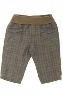 habits bébé Pantalon doublé à carreaux Mexx 6 mois Mexx