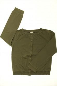 vetements enfants d occasion Tee-shirt manches longues boutonné CFK 12 ans CFK