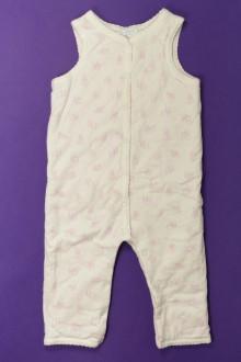 vêtements bébés Combinaison molletonnée Jacadi 12 mois Jacadi