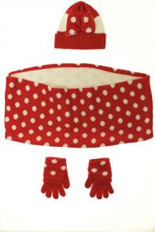 vetements enfants d occasion Ensemble tour de cou, bonnet et gants Mayoral 2 ans Mayoral