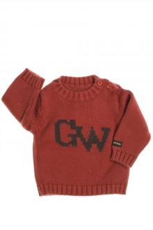 vetements d occasion bébé Pull en coton Sans marque 3 mois Sans marque