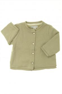 vêtements bébés Sweat à pressions Vertbaudet 3 mois Vertbaudet