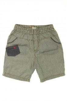 vêtements bébés Bermuda à fines rayures Catimini 18 mois Catimini