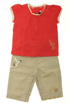 Habit d'occasion pour bébé Ensemble pantalon et tee-shirt Sergent Major 9 mois Sergent Major