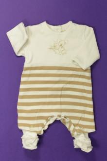 vetement bébé d occasion Dors-bien doublé en coton P'tit Bisou Naissance P'tit Bisou