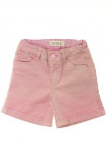 vêtements d occasion enfants Short en jean de couleur Okaïdi 5 ans Okaïdi