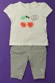 vetement bébé d occasion Ensemble pantalon et tee-shirt