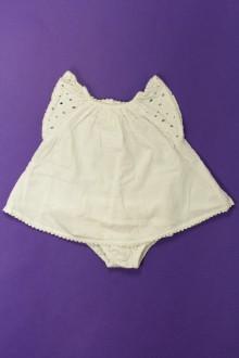 Habits pour bébé occasion Robe et culotte Tape à l'Œil 1 mois Tape à l'œil