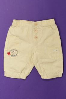 vêtements bébés Pantalon en toile Absorba 1 mois Absorba