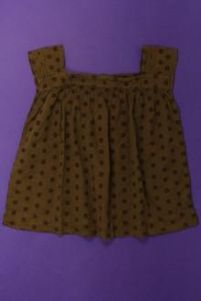 vêtements occasion enfants Blouse en broderie anglaise Bonton 8 ans Bonton