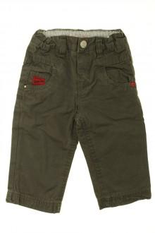 habits bébé Pantalon en toile DPAM 12 mois DPAM
