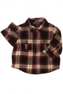 vêtements bébés Chemise à carreaux Gap 6 mois Gap