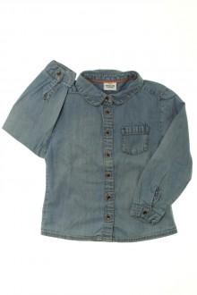 vetements enfants d occasion Chemise en jean Tape à l'Œil 4 ans Tape à l'œil