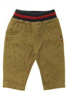 vêtements bébés Pantalon en toile Absorba 3 mois Absorba