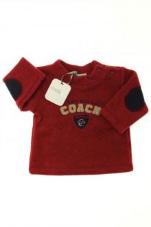 vêtements bébés Sweat polaire - NEUF Absorba 3 mois Absorba