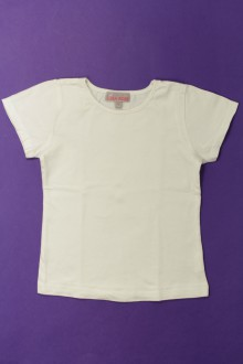 vetement d'occasion Tee-shirt manches courtes Lisa Rose 6 ans Lisa Rose