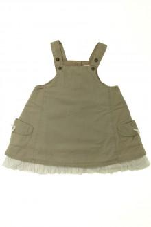 habits bébé Robe à bretelles Grain de Blé 18 mois Grain de Blé