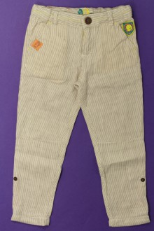 vetement enfant occasion Pantalon à fines rayures Sergent Major 2 ans Sergent Major