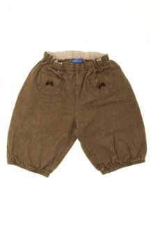 vêtements d occasion enfants Pantacourt à chevrons Bout'Chou 2 ans Bout'Chou