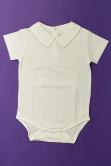 vetements d occasion bébé Body manches courtes à col Tartine et Chocolat 18 mois Tartine et Chocolat