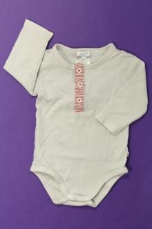 Habit d'occasion pour bébé Body manches longues Jacadi 6 mois Jacadi