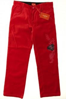vêtements enfants occasion Pantalon en velours ras - NEUF Marèse 8 ans Marèse