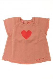 Habits pour bébé Pull manches courtes