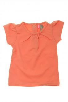 Habit d'occasion pour bébé Tee-shirt manches courtes Orchestra 3 mois Orchestra