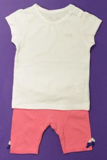 vetement bébé d occasion Ensemble tee-shirt et legging Orchestra 6 mois Orchestra