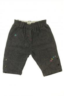 habits bébé occasion Pantalon brodé Catimini 3 mois Catimini