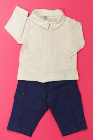 19167372ad2fa Ensemble tee-shirt et pantalon Orchestra Garçon 3 mois d occasion ...